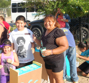 El Cenizo, TX Family Reading Fair